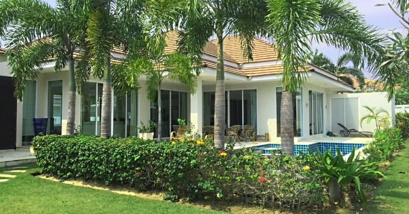 Pool Villa For Sale In Hua Hin Thailand – Quick Sale Needed