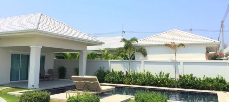 Private Pool Villa In Hua Hin For Quick Sale – Offers Invited
