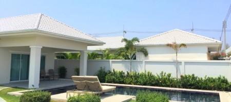 Private Pool Villa In Hua Hin For Quick Sale – Offers Invited