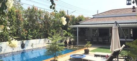 Upgraded Swimming Pool Villa In Very Popular Area Of Hua Hin