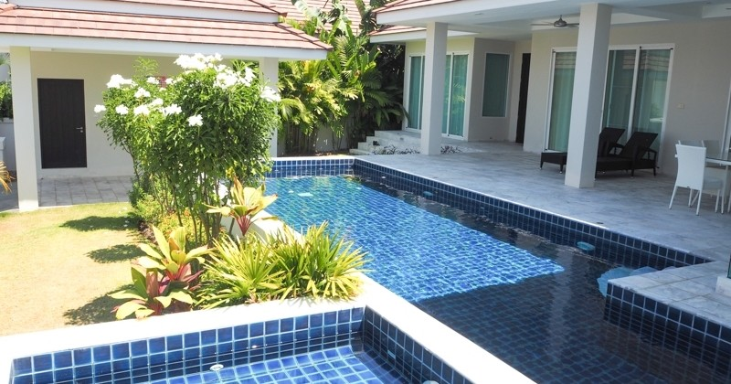 Resale Pool Property For Sale On Desirable Project In Hua Hin