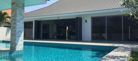 Modern Off Plan Custom Villas For Sale In Hua Hin