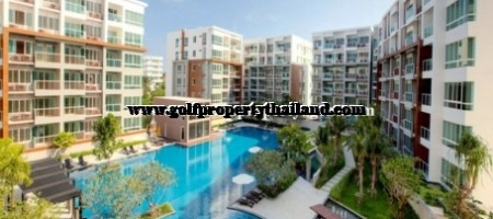 New Beach Area Condo For Sale Hua Hin, Thailand In Desirable Location