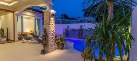 Good Value Swimming Pool House For Sale Hua Hin, Thailand