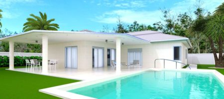 Mountain View: High quality German spec pool villas on promotion!