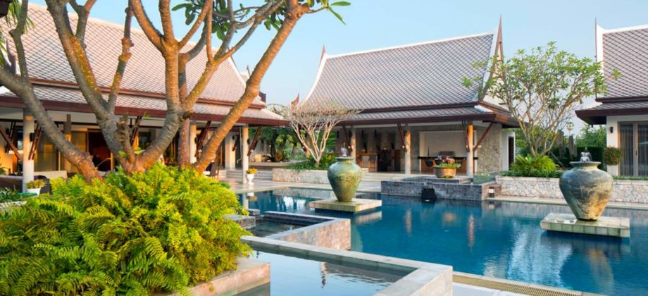 Superior Luxury Pattaya Golf Course Property