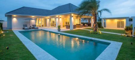 Baan Phu Thara eco-friendly new development in Hua Hin *SPECIAL OFFER*
