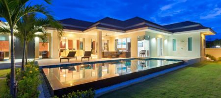 Exclusive hot offer for fast sale! Ready to move in 4 bed pool villa 9.9m Baht