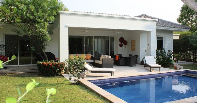 Luxury Pool Villa for Sale (11053)