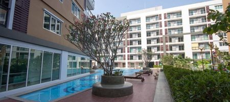 Condominium in Hua Hin for Sale (20672)