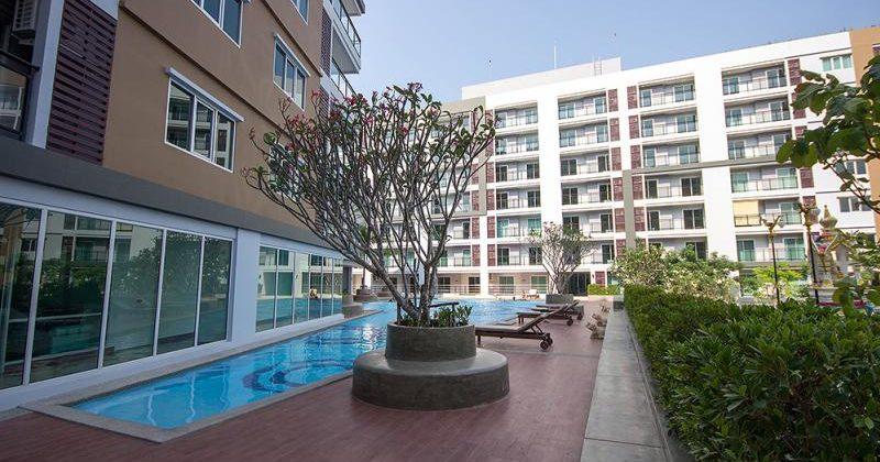 Condominium in Hua Hin for Sale (20672)