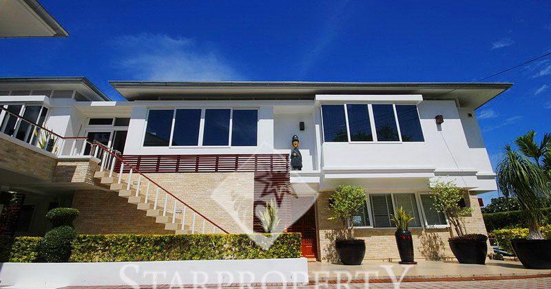Luxury Pool Villa On Palm Hills Golf Course Hua Hin (10802)