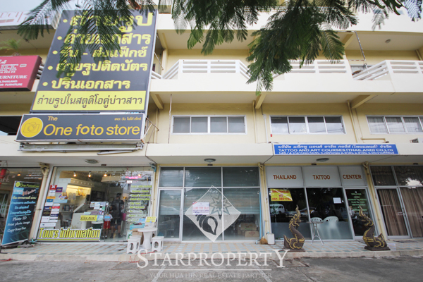 Townhouse Central of Huahin For Sale (11005)