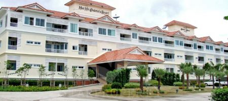Condominium in Hua Hin for Sale(20373)