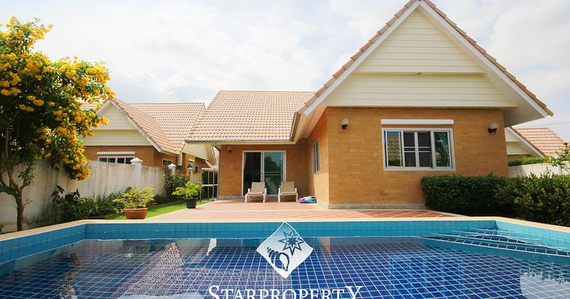 Beautiful Bungalow For Sale (10851)