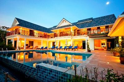 Luxurious & Private Villa With Large Pool in Khao Kalok Pranburi (10719)