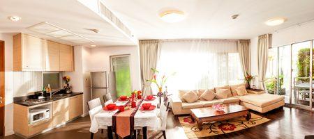 Condominium For Rent at Baan San Dao (40107)