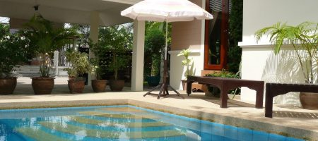 Beautiful Pool Villa for Sale (11236)