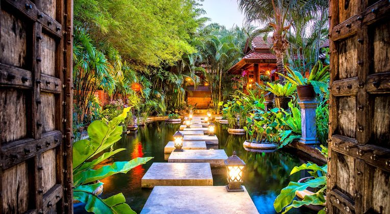 Luxury Thai-Baliness House For Sale (10817)