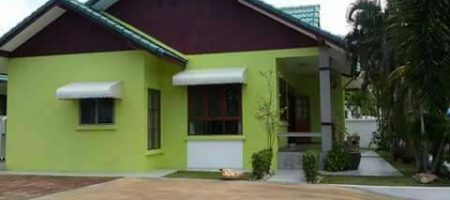 House for Sale at Tropical Hill 1 Hua Hin Soi 56 (11272)