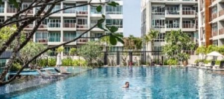Nice Swimming Pool View Condo For Sale (20526)