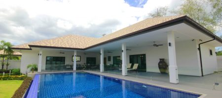 Tranquil, Affordable and Stylish Pool Villas for Sale (10815)