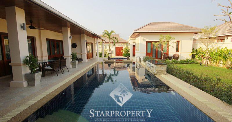 Beautiful Pool Villa For Rent (30556)