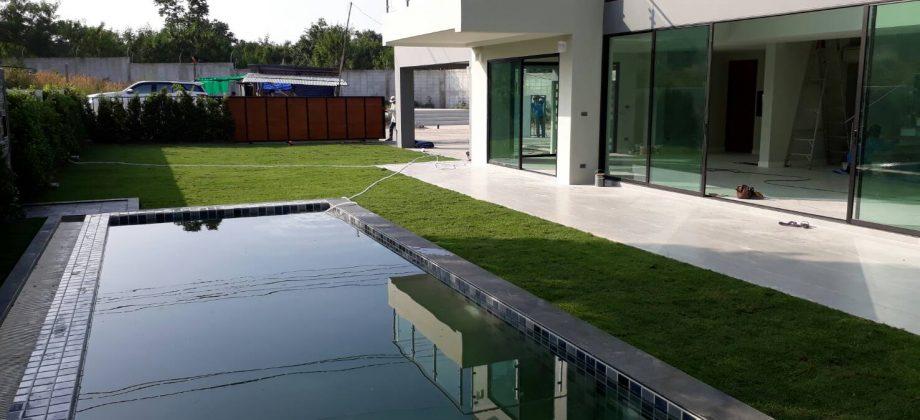 Modern Pool Villa with Mountain View (11169)