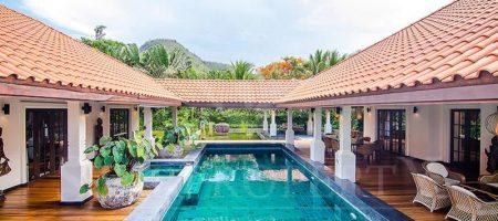Thai Balinese Style Pool Villa on the Hills (11093)