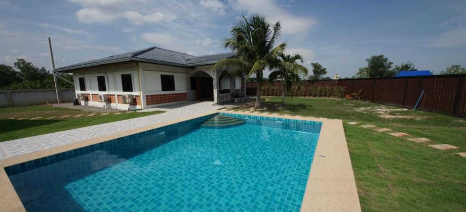 Pool Villa in Pranburi (11217)
