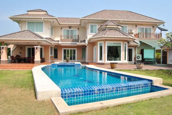 Palm Hills Villa For Sale (10612)