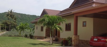 Mountain Pool Villa for Sale (11011)