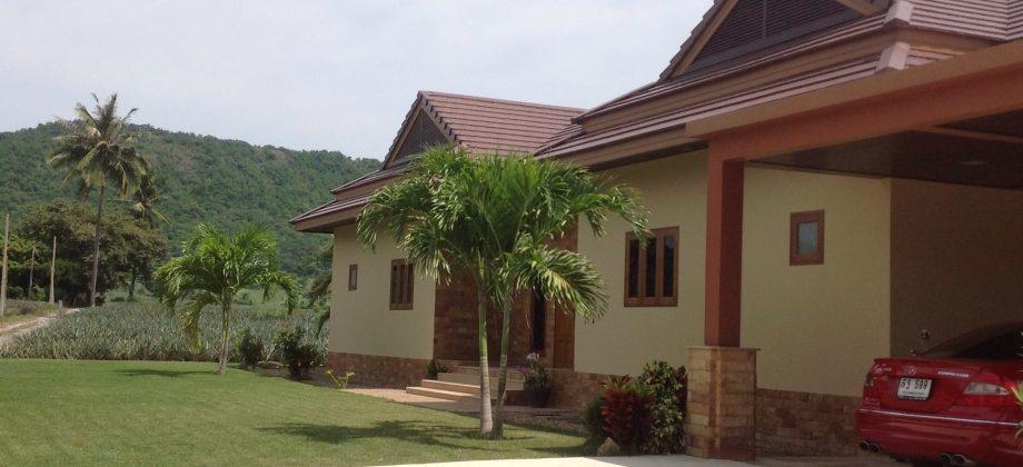 Mountain Pool Villa for Sale (11011)