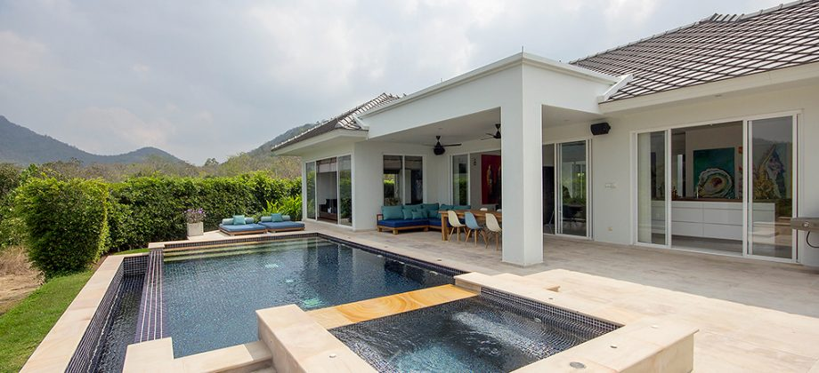 Luxury Pool Villa for Sale (11254)