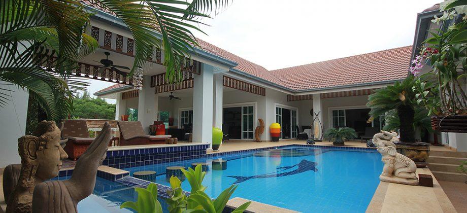Beautiful Pool Villa For Sale Hua Hin Soi 58 (11305)