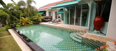 Beautifully Modern Home for Sale HuaHin Soi 88 (11283)