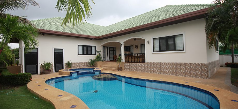 Exclusive Pool Villa For Sale Hua Hin Soi 126 (11301)