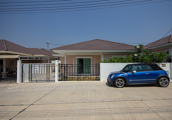 New bungalow in Hua Hin for Rent (30562)