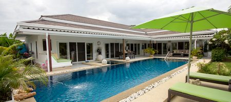 Beautiful Pool Villa for Sale (10800)