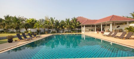Luxury Pool Villa For Sale (11046)