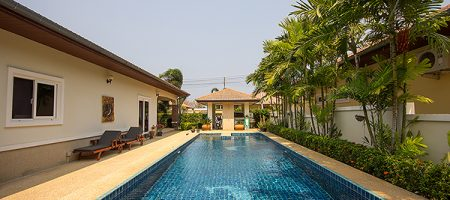 Pool Villa at Smart House Valley (10991)