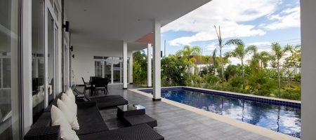 Modern Design Luxury Pool Villa For Sale (10770)