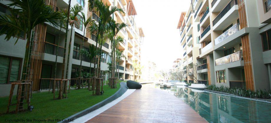 Baan Sansuk Hua Hin Condominium (20123)