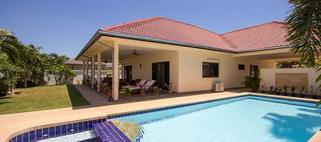 Luxury Pool Villa for Sale (10740)