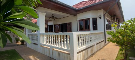 Beautiful Villa at Hua Hin Soi 102 (11085)