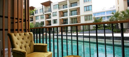 Nice Condominium for Rent (40165)