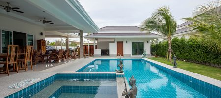 Palm Pool Villas (11086)