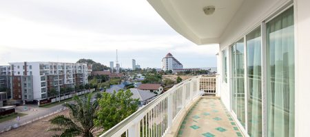 Beautiful Sea View Condo For Sale (20458)