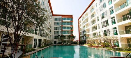 Condominium for Rent with Fully Finished (40161)