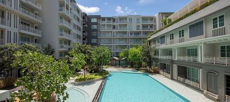 1 Bedroom for Sale at Autumn HuaHin with Great View(20686)
